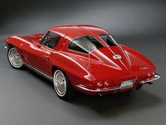 1963 Chevrolet Corvette Stingray Split Window Coupé