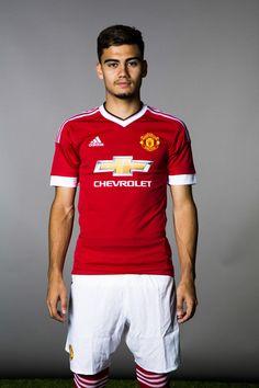 #ManchesterUnited - Andreas Pereira #44