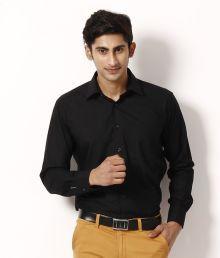 Dennison Smart Black Shirt