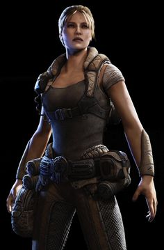 Anya Stroud, Gears of War