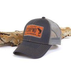 Fishpond License Plate Hat : Fishwest