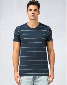 Kit Levels Stripe T-Shirt New Zealand Houses, Mens Fashion, Fashion Trends, Menswear, Kit, Tees, Mens Tops, T Shirt, Shopping