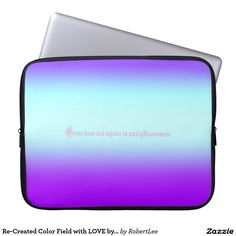 Re-Created Color Field with LOVE by Robert S. Lee Laptop Sleeves#love #Scripture #Bible #Jesus #Christ #Lord #God #Robert #S. #Lee #art #Neoprene #Laptop #Sleeve #graphic #design #colors #sleeve #electronics #tech #laptop #mac #apple #girls #boys #men #women #ladies #style #for #her #him #gift #want #need #love #customizable