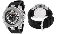 Elini Barokas Men's Gladiator Chronograph Watch