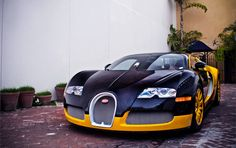 Bugatti Six 0's to the right of a 1 $1,000,000  Nuf said