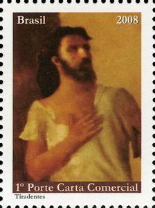 Resultado de imagem para Joaquim José da Silva Xavier, o Tiradentes