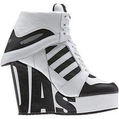 adidas - Streetball Platform Shoes Black M29006