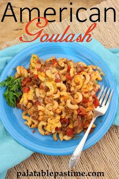 American Goulash