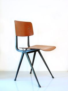 Friso Kramer Result chairs  fifties sixties by BomDesignFurniture, €265.00