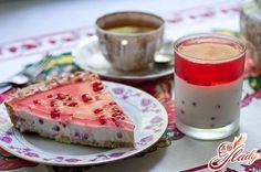 Сметанное желе – изысканный десерт из простых продуктов