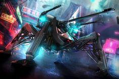 #cyberpunk - DeviantArt