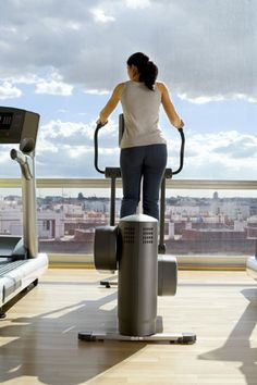 Get the most out of your elliptical workout.