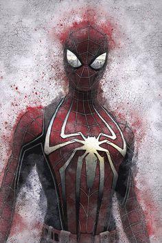 Spider-Man Art Print Spider-Man Poster Spiderman Art Print … – Graffiti World Poster Marvel, Marvel Comics, Films Marvel, Marvel Movie Posters, Marvel Art, Anime Comics, Marvel Heroes, Marvel Avengers, Avengers Poster