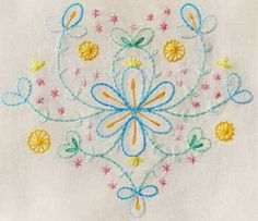 free Pattern designed by: Carina Envoldsen-Harris from DMC