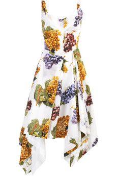 Vivienne Westwood Anglomania Atlantis Sunday dress NET A PORTER COM - Stylehive