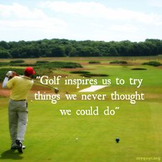 Why Golf is the greatest game on Earth. Factorydiscount golf.com