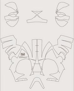 red hood diy costume helmet free pdf template updated projects