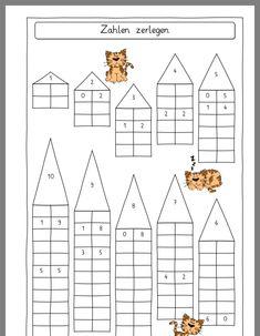 1st Grade Math Worksheets, First Grade Math, Addition Activities, Math Games, Kids Education, Back To School, Alphabet, Modern Design, Homeschool