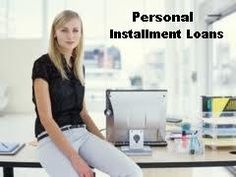 You have financial crisis then it is better for you to avail personal installmen