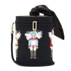 Olympia Le-Tan - Nutcracker embroidered shoulder bag - mytheresa.com