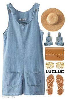 LL 3.6 by emilypondng on Polyvore featuring Aéropostale, Dorothy Perkins and lucluc