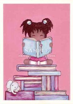 Explore  African Art  Children Kids Nursery Cute Arts by rkdsign88, $9.00