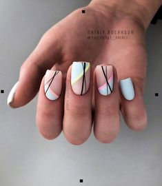 Are you looking for the latest and the most popular nails design ,acrylic nails . - Are you looking for the latest and the most popular nails design ,acrylic nails … Are you looki - Matte Acrylic Nails, Acrylic Nail Designs, Acrylic Nails For Spring, Nail Art Designs, Minimalist Nails, Stylish Nails, Trendy Nails, Cute Short Nails, Short Gel Nails