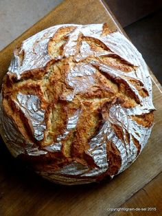 The big farmer& bread by Lutz belongs to me clearly in the category Ves . Savory Pastry, Savoury Baking, Bread Baking, Dry Bread, Bread Bun, Croissants, German Bread, Savory Pumpkin Recipes, Fall Dinner Recipes