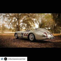 Check this piece of goodness out! #Repost @mbclassiccenter with @repostapp  Masterpiece. . #mercedesbenz #classic #300slr #w196 #mbenz #stirlingmoss #millemiglia #cargram #carpic #oldschool #instagood #mbphoto #carlove #legacy #history #racing #timeless #like #art @mercedesamg @mercedesbenzau