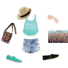 """""""Festival !"""" by maja-wargee on Polyvore"""