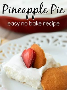 Pineapple Pie-easy n
