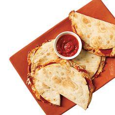 Cooking Light: Kid-tastic Pizzadillas Budget Cooking Recipe