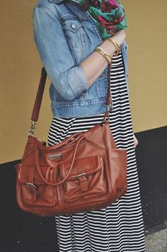 The Elizabeth in Camel easily converts to backpack carry. Lily Jade.