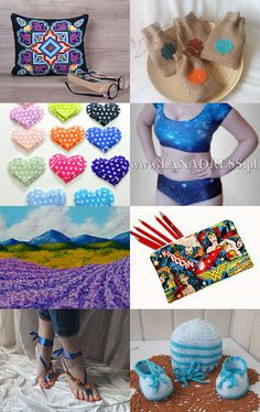 Just Summer by Hatmaker S on Etsy--Pinned with TreasuryPin.com