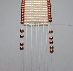 Beads Beading Beaded, with Erin Simonetti: Trice Looming!
