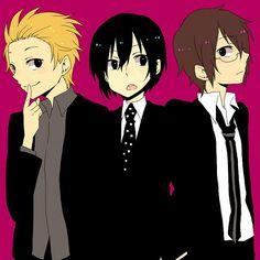 Daily Lives Of High School Boys Tags: Anime, Pixiv, Pixiv Id 3701206, Danshi Koukousei no Nichijou, Tadakuni
