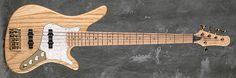 Carvin SB5000 5-string Bass (musicplayers.com)