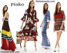 Abiti Pinko primavera estate 2015 moda donna