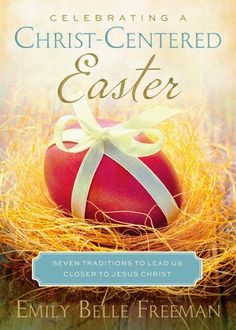 I Love to Read and Review Books :): Celebrating a Christ-Centered Easter