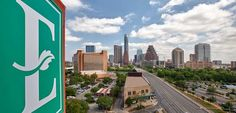 Embassy Suites Austin - Downtown/Town Lake Hotel, TX - City View - I usually stay here because it's a great central location for touring on foot