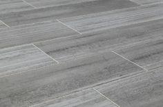 """Porcelain Tile - Rainforest Series - Ice / 6""""x24"""""""