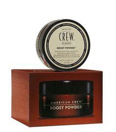 American Crew Boost Powder #American #Crew #haarproducten #haarverzorging #kappersbenodigdheden #barbershop #heren #man