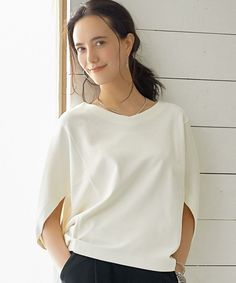 Cut Up Shirts, Tie Dye Shirts, T Shirt Yarn, Kurta Designs, Blouse Designs, Clothing Patterns, Dress Patterns, Crochet Shirt, Young Fashion