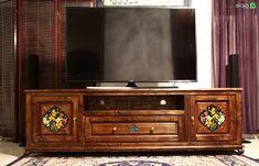 Tvs, Flat Screen, Storage, Home Decor, Homemade Home Decor, Flat Screen Display, Larger, Decoration Home, Interior Decorating
