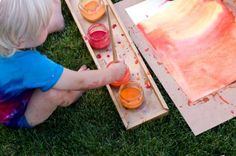 autumn watercolor crafts | rhythm of the home