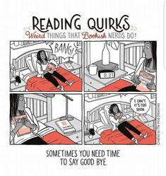Reading Quirks... 📖 #amreading #readingislife #amreading #readingaddict #readingbooks #readinglife #readingcommunity #WritingCommunity I Love Books, Good Books, Books To Read, Book Memes, Book Quotes, Book Nerd Problems, Book Hangover, I Love Reading, Reading Meme