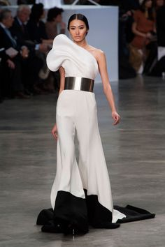 Stephane Rolland,  Осень-зима 2013/14, Couture, Париж