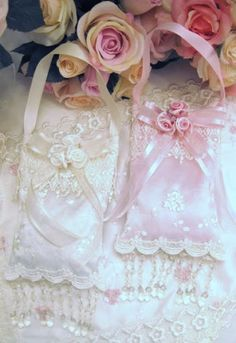 Lace sachets