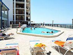 4Th Floor 2 Bedroom 2 Bath Gulf front condo. Sleeps 6Vacation Rental in Aquavista from @homeaway! #vacation #rental #travel #homeaway