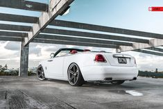 Screaming of Luxury: White Rolls Royce Dawn Gets Custom Chrome Grille White Rolls Royce, Rolls Royce Dawn, Scream, Chrome, Cars, Luxury, Vehicles, Sport Cars, Sports